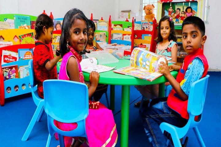 Loyala International Residential School-KG Class