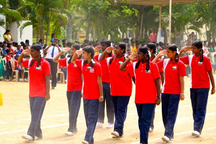 Loyala International Residential School-Sports Activity