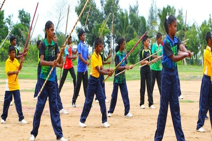 Loyala International Residential School-Sports