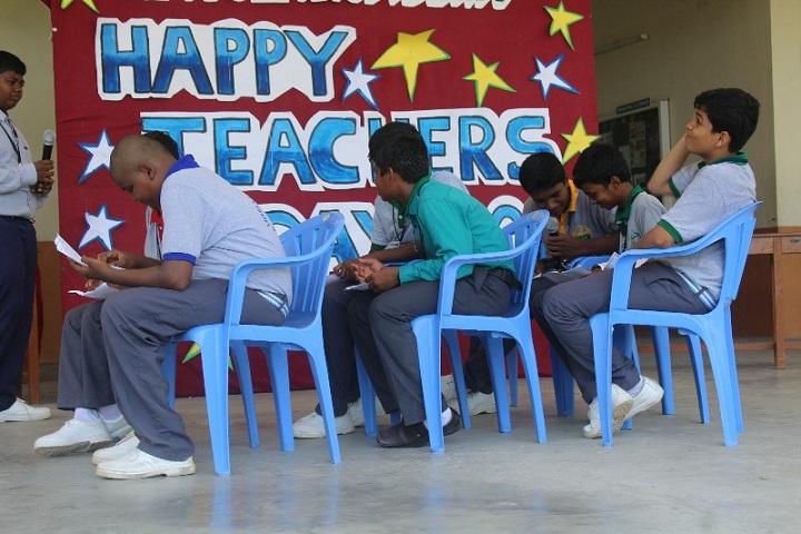 Loyola Acedamy-Teachers Day