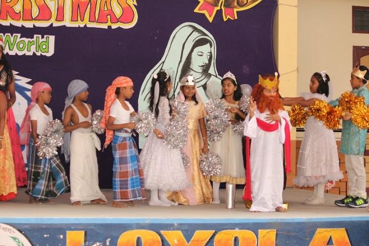 Loyola Acedamy-christmas Celebrations