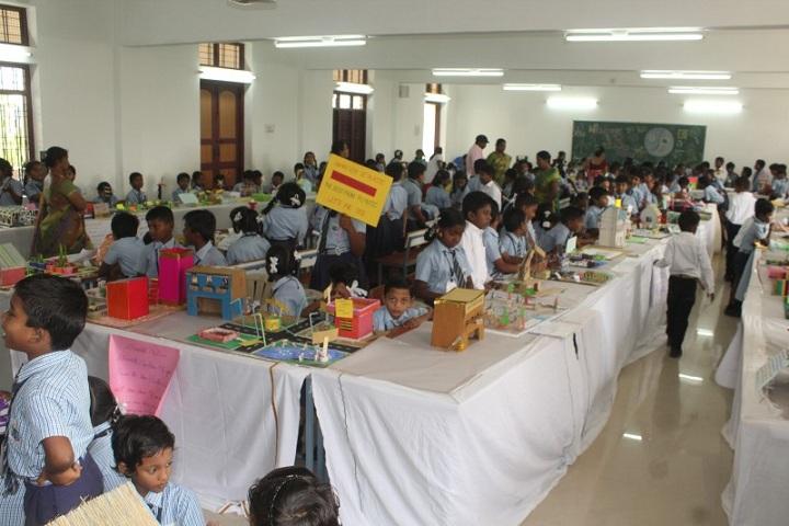 Loyola Acedamy-science exhibition