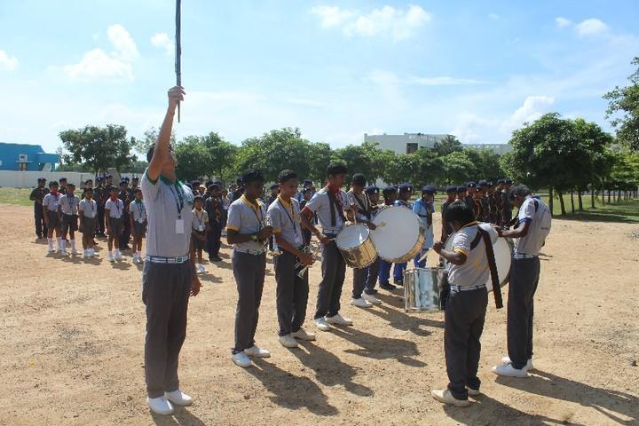Loyola Academy-School Band