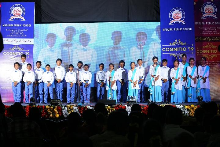 Madurai Public School-Annual DAy Celebrations