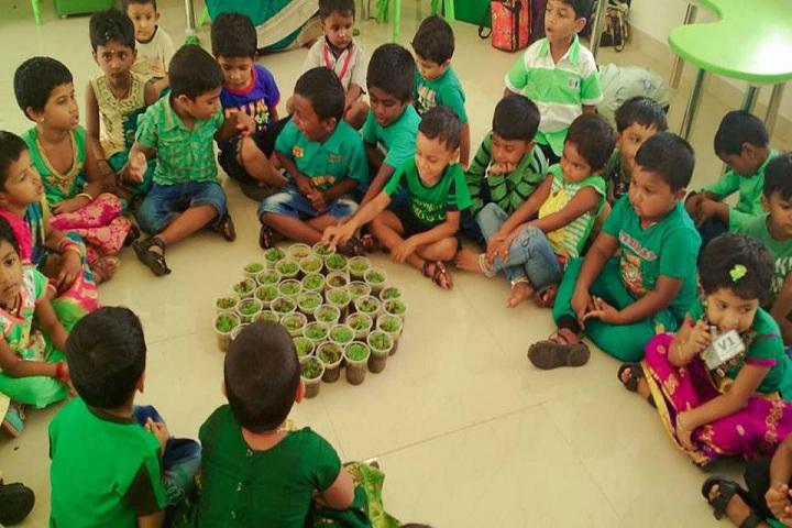 Madurai Public School-Green Day