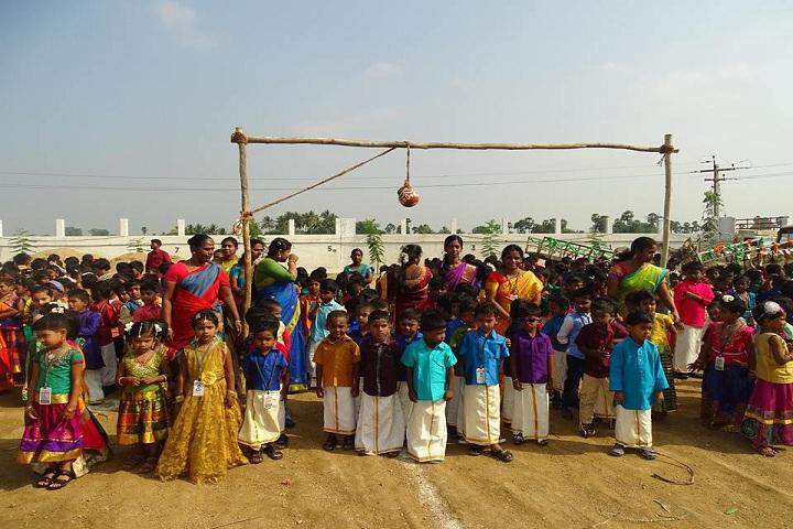 Madurai Public School-PONGAL