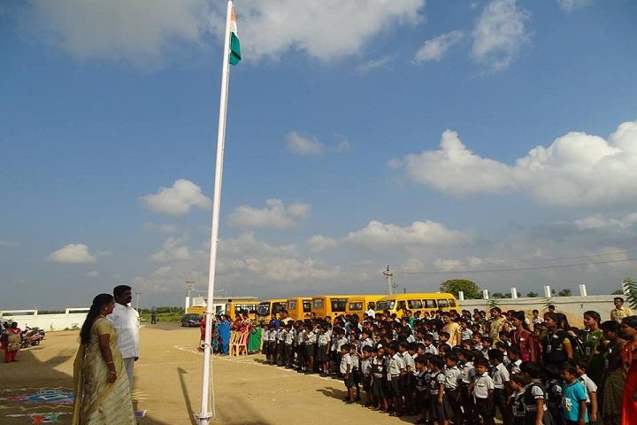 Madurai Public School-Republic Day