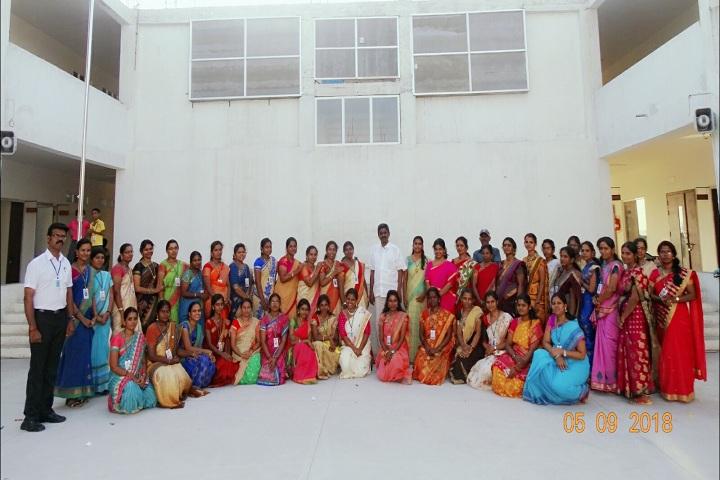 Madurai Public School-Teachers Day