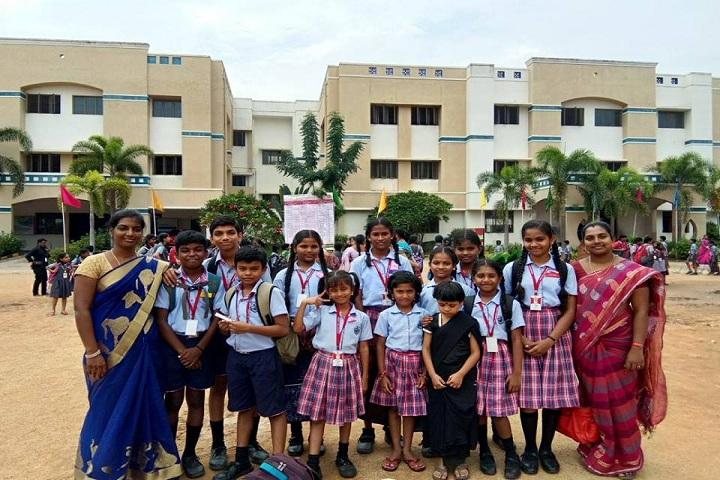 Mahalakshmi Vidya Mandir-Interschool