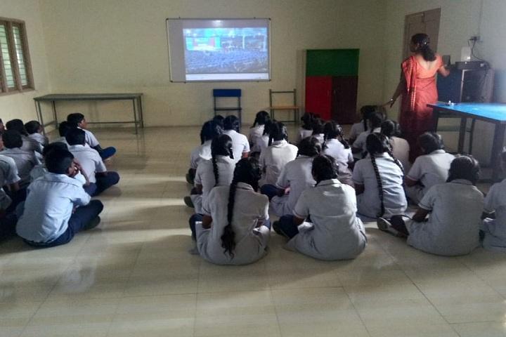 Mahalakshmi Vidya Mandir-Smart Classes