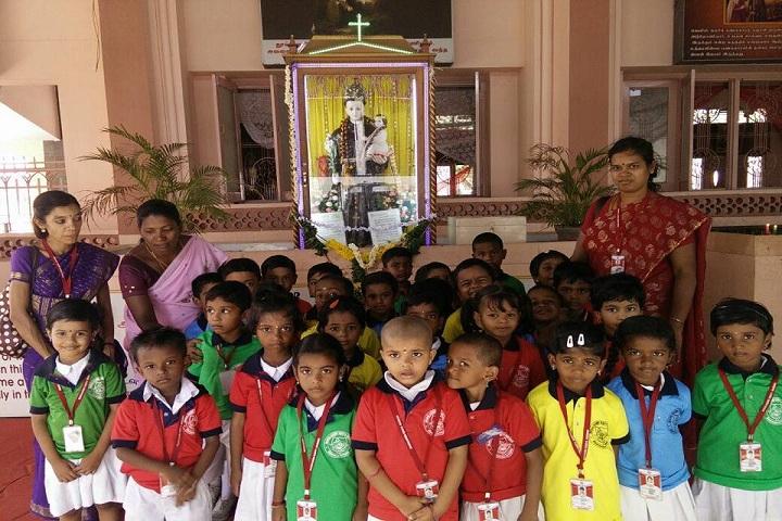 Mahalakshmi Vidya Mandir-kg-tour