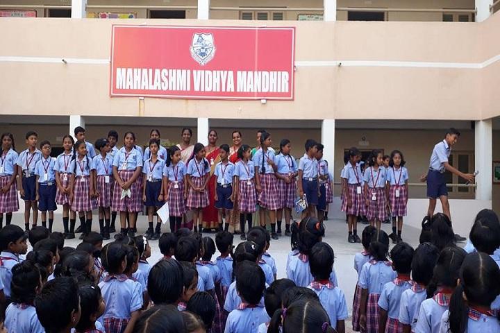 Mahalakshmi Vidya Mandir-spellbee-nationallevel