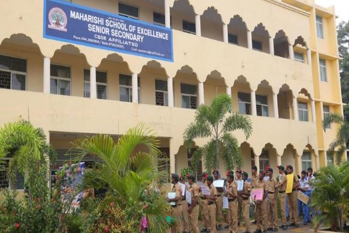 Maharishi School Of Excellence-Campus View