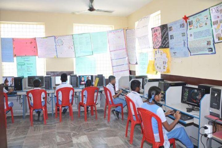 Maharishi School Of Excellence-Computer Lab