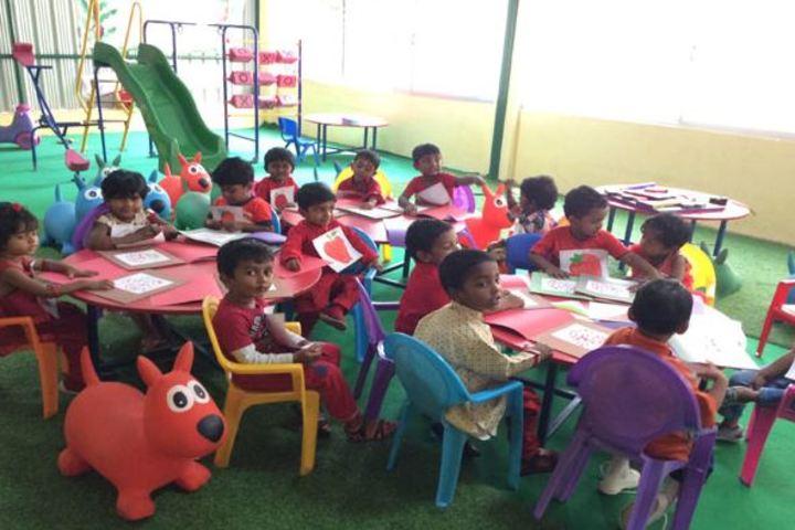 Maharishi School Of Excellence-Kindergarten