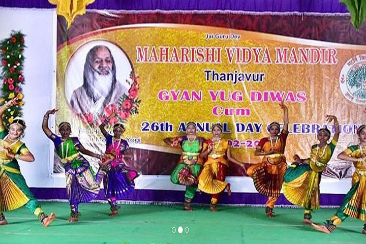 Maharishi School Of Excellence-Annual Day