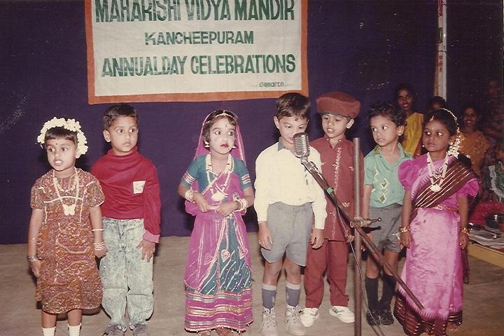 Maharishi Vidya Mandir - Annual Day