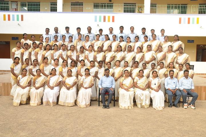 Maharishi Vidya Mandir - Staff