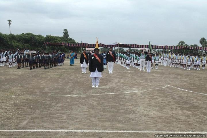 Maharishi Vidya Mandir-5th Annual Sports Meet