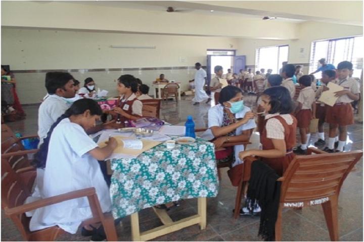 Maharishi Vidya Mandir-Health Checkup