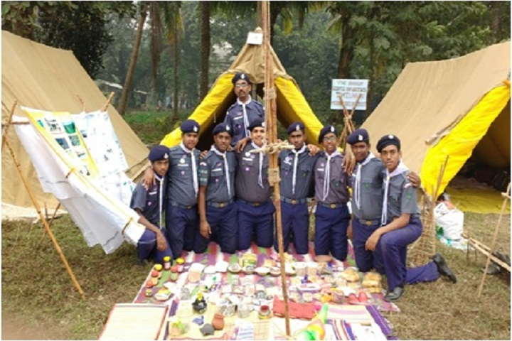 Maharishi Vidya Mandir-National Integration Camp