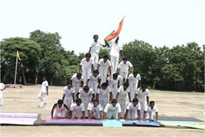Maharishi Vidya Mandir-Sports Day Celebration