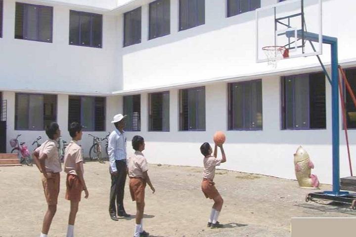 Maharishi Vidya Mandir - Basket Ball