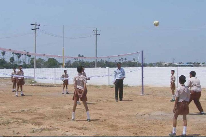 Maharishi Vidya Mandir - Volley Ball