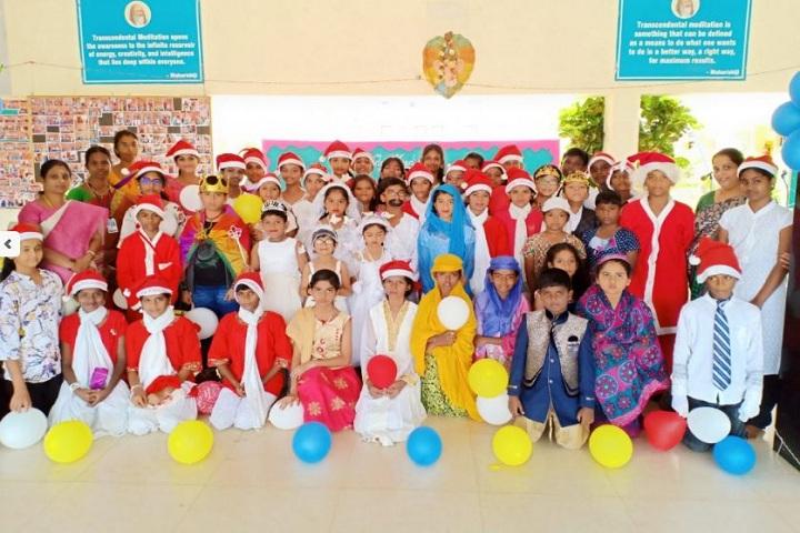 Maharishi Vidya Mandir-Christmas Celebrations