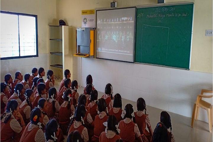 Maharishi Vidya Mandir-Digital Classes