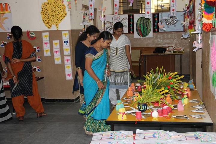 Maharishi Vidya Mandir-Art Exhibition