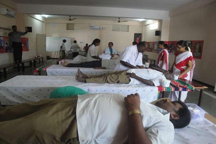 Maharishi Vidya Mandir-Blood Donation Camp by JRC