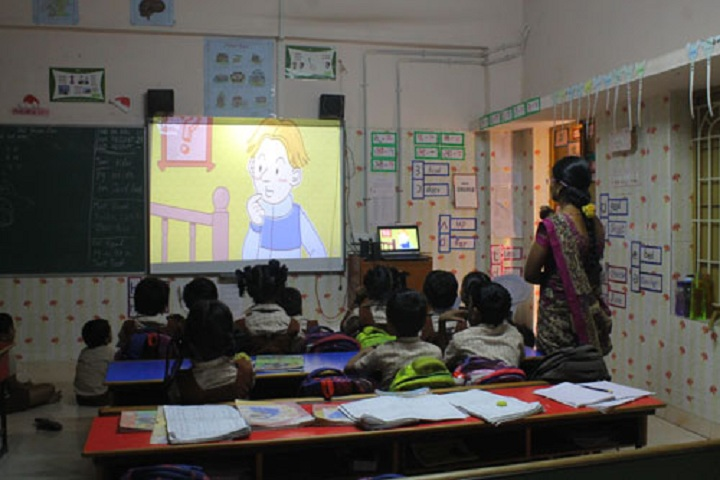 Maharishi Vidya Mandir-Smart Classes
