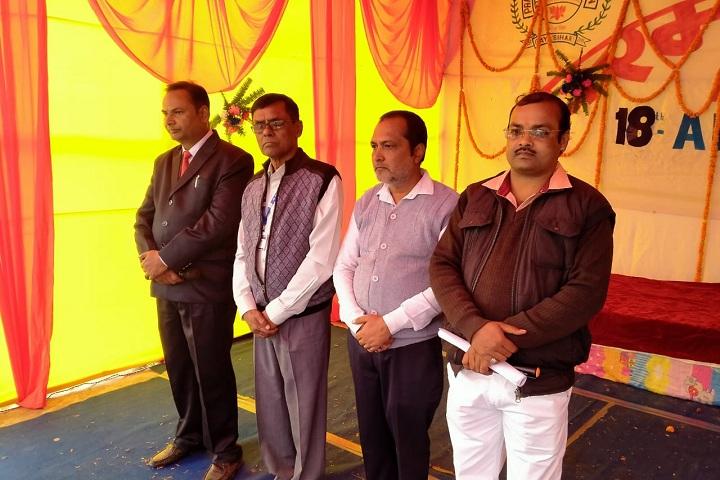 Param Gyan Niketan-Staff