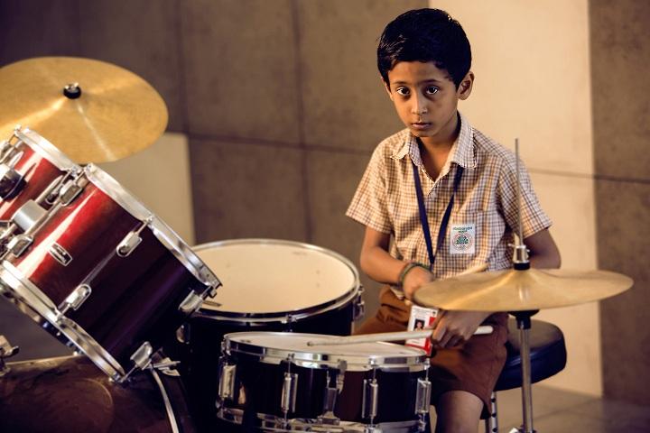 Maharishi Vidya Mandir-Music Studio