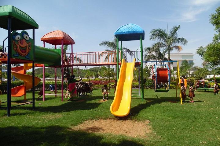 Maharishi Vidya Mandir-School Park