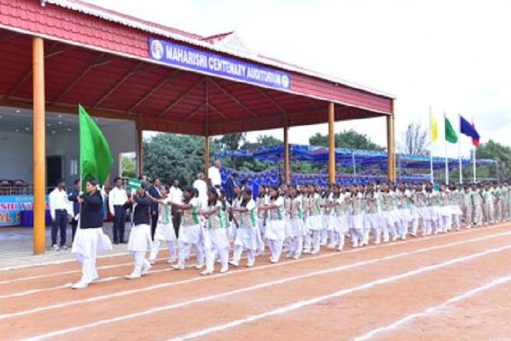 Maharishi Vidya Mandir-Annual Sports Meet