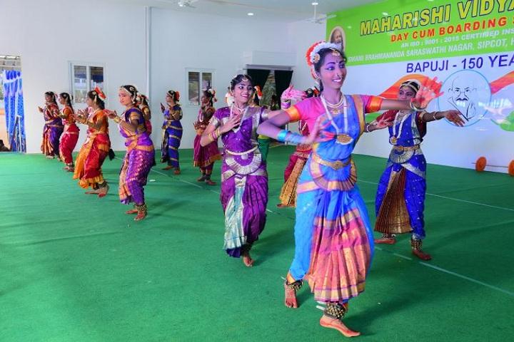 Maharishi Vidya Mandir-Bapuji Event