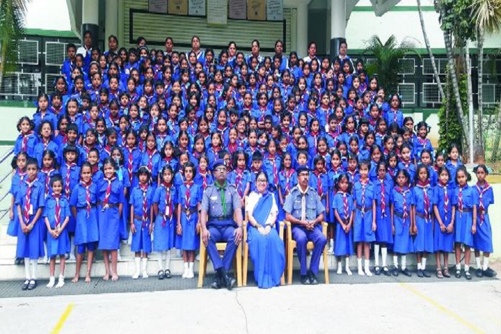 Maharishi Vidya Mandir-Scouts Team