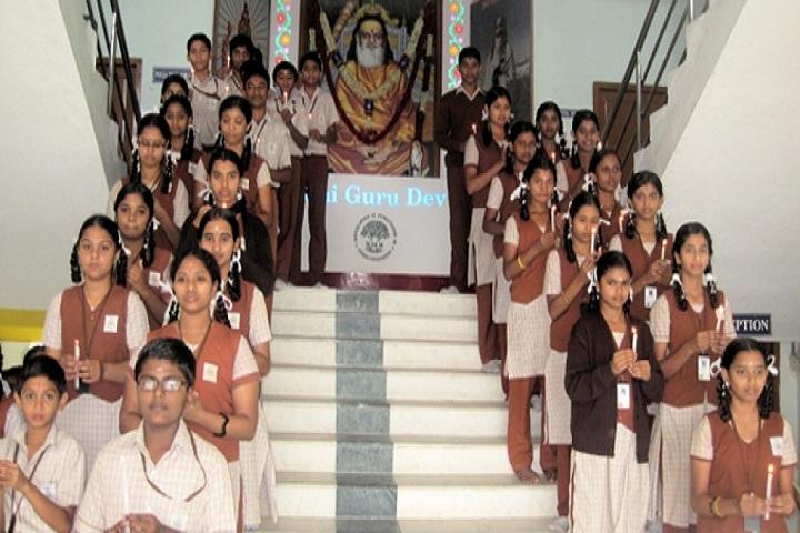 Maharishi Vidya Mandir-Students