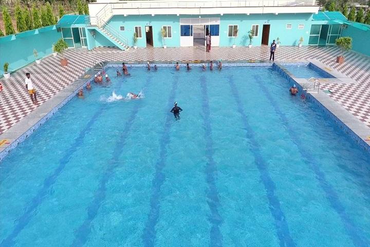 Maharishi Vidya Mandir-Swimming Pool
