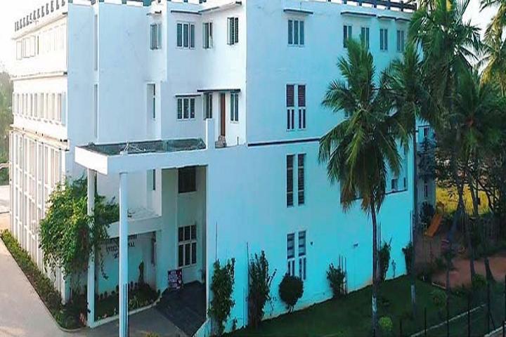 Mahatma Gandhi International School-Campus