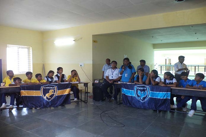 Mahatma Gandhi International School-Debate Competitions