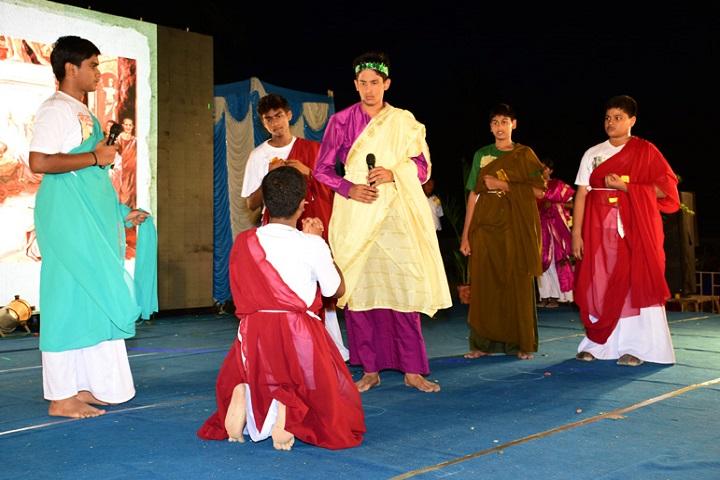 Mahatma Gandhi International School-Drama