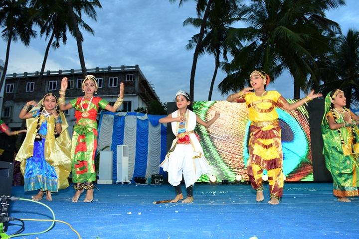 Mahatma Gandhi International School-Group Dances