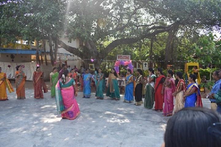 Mahatma Gandhi International School-Teachers Day Celebrations