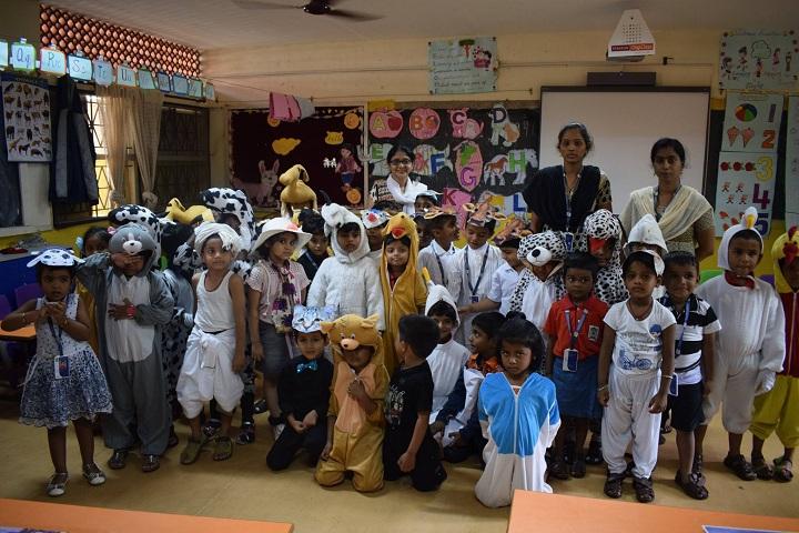 Mahatma Gandhi International School-Fancy Dress