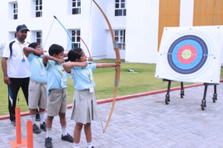 Mahatma Global Gateway School-Archery