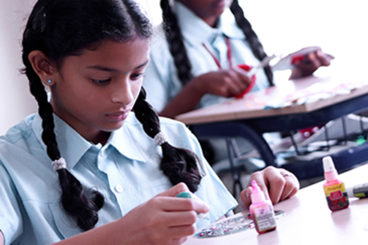 Mahatma Global Gateway School-Art and Craft