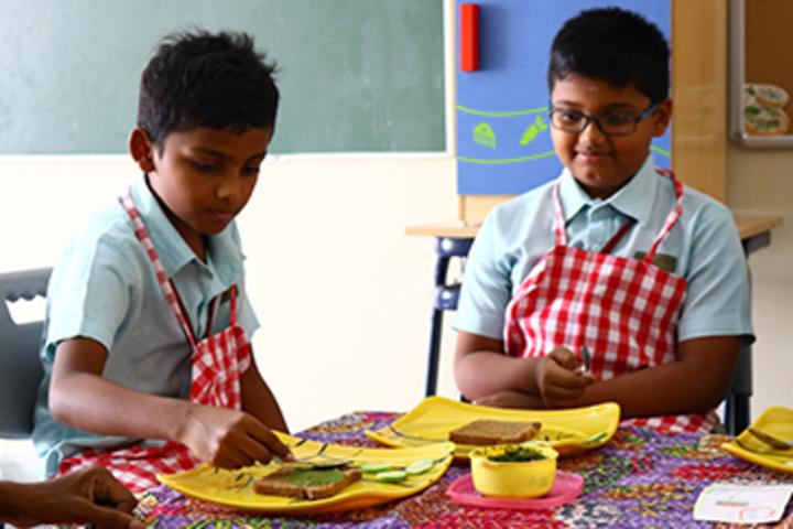 Mahatma Global Gateway School-Cookery